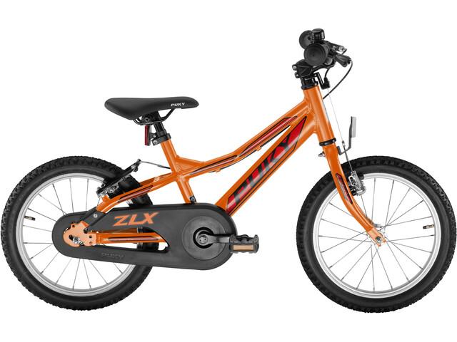 Puky ZLX 16-1 Alu F Børnecykel 16
